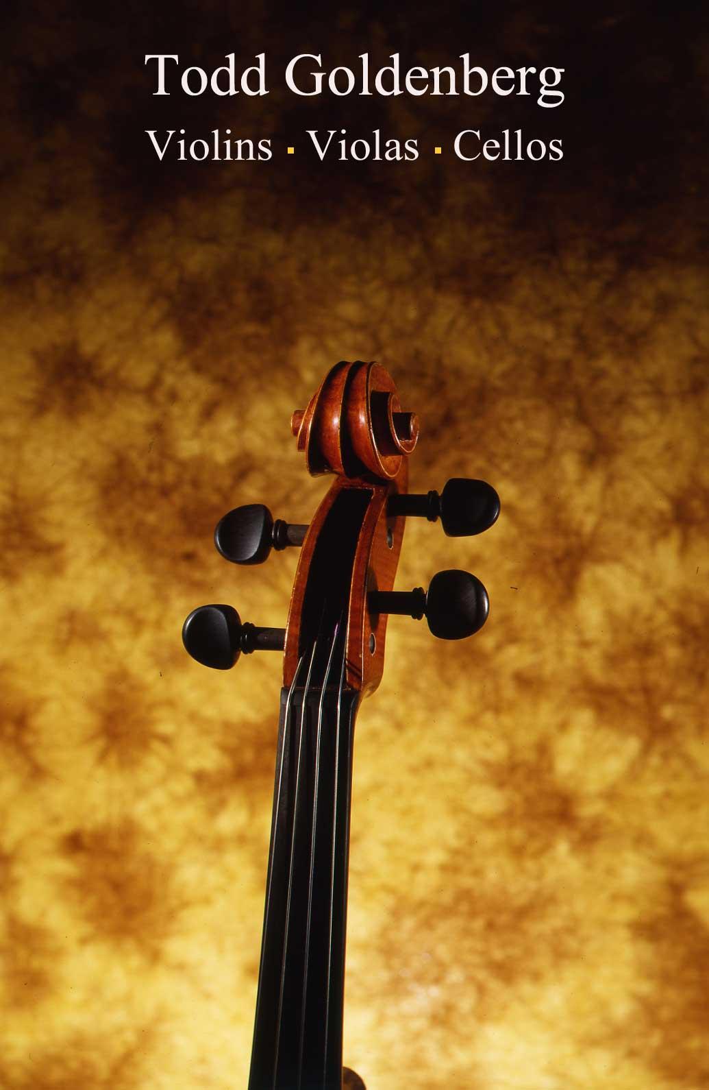 Todd Goldenberg Violins